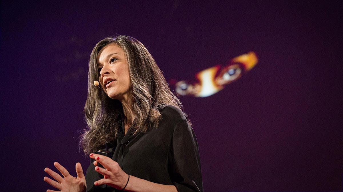 سخنرانی تد : برای این زنان، خواندن رفتاری شجاعانه است