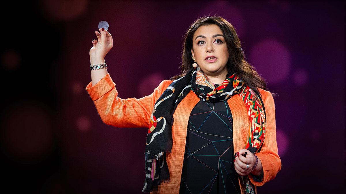 سخنرانی تد : خبرهای خوش از جنگ با سرطان لوزالمعده