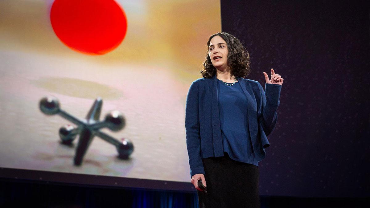 سخنرانی تد : ذهن به طور شگفت انگیز منطقیِ کودکان