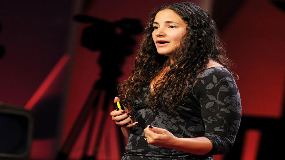 سخنرانی تد : لائوری سانتوز: اقتصاد میونوار نامعقول به اندازهی اقتصاد ما