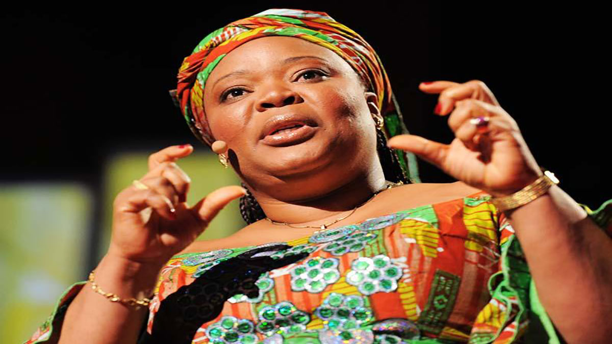 سخنرانی تد : لیما بووی: آزاد کردن هوش، اشتیاق و بزرگی دختران