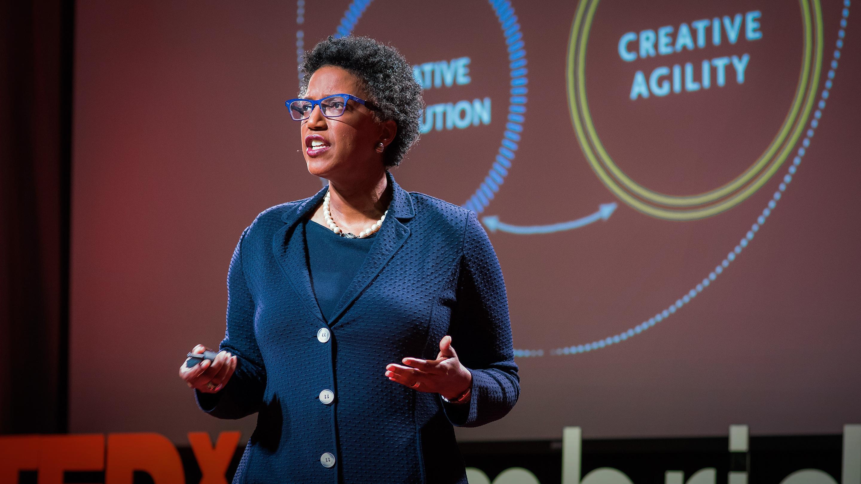 سخنرانی تد : خلاقیت جمعی را چگونه مدیریت کنیم؟