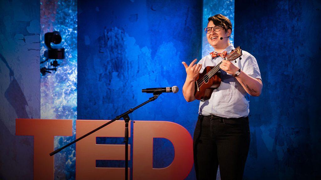 سخنرانی تد : چرا کودکان باید در مورد جنسیت و تمایلات جنسی بیاموزند