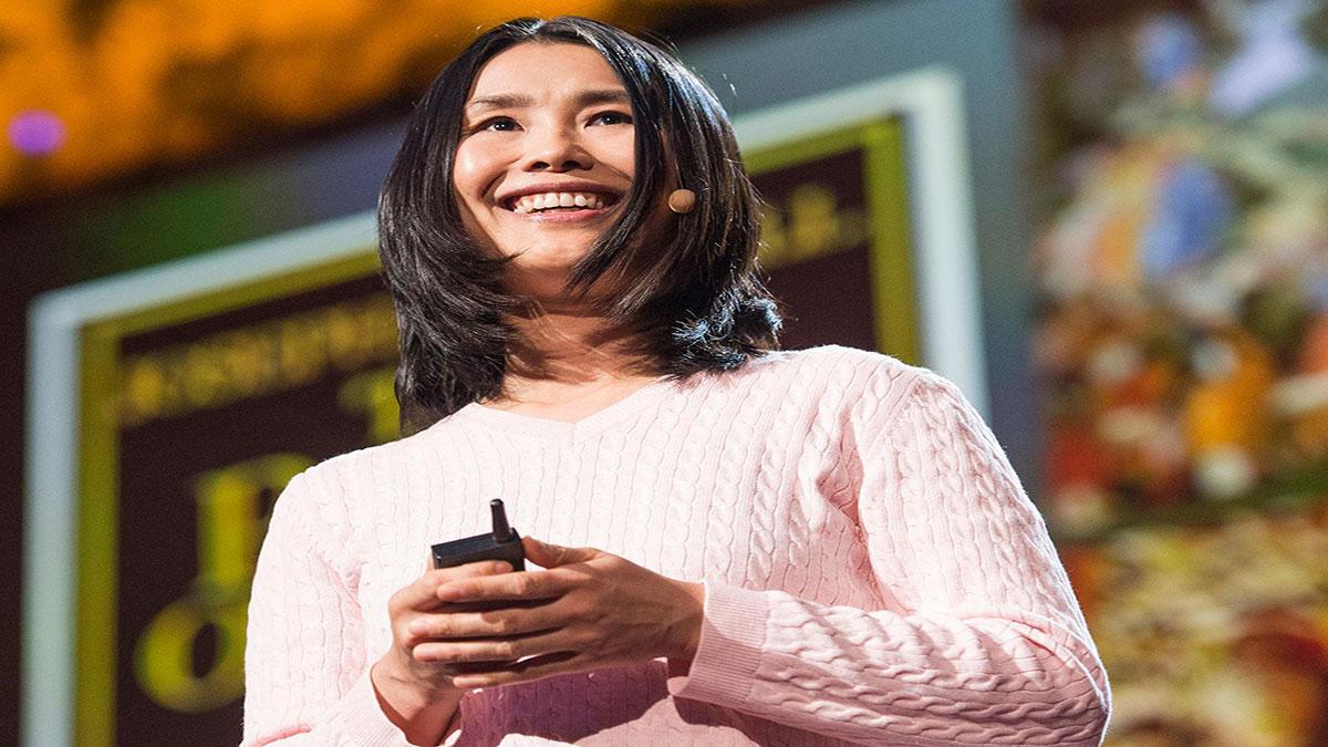 سخنرانی تد : ليزا بو: چگونه كتابها میتوانند ذهن شما را باز کنند