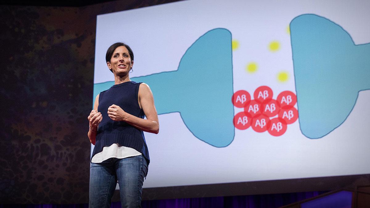 سخنرانی تد : برای جلوگیری از آلزایمر چه میتوان کرد