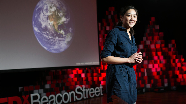 سخنرانی تد : انسانها چگونه باید برای بقا در فضا تکامل بیابند