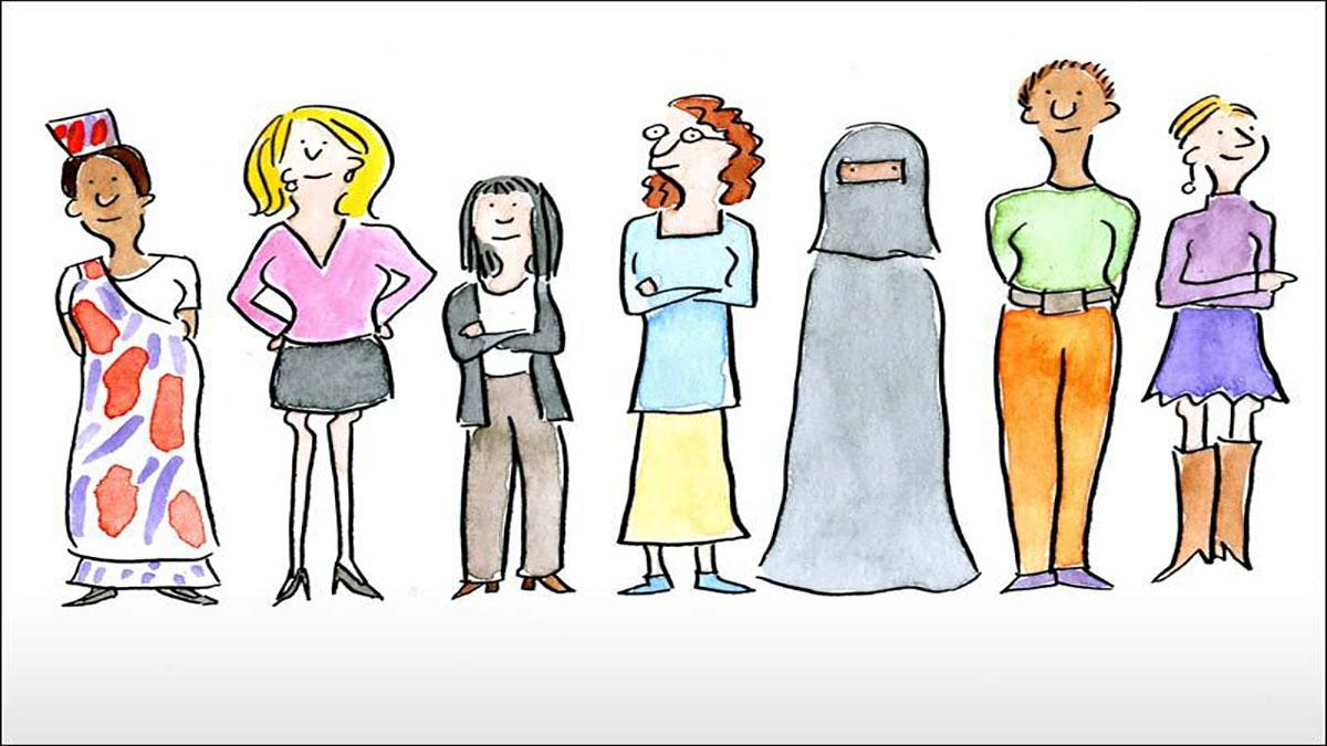 سخنرانی تد : لیزا دانلی: استفاده از طراحی  طنز آمیز برای ایجاد تغییر