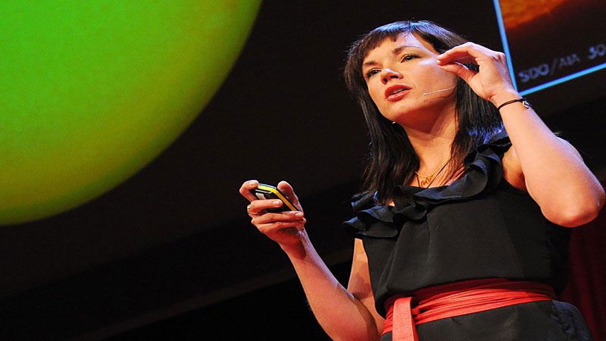سخنرانی تد : لوچین واکوویچ: پیدا کردن سیارات در حال گردش به دور ستارههای دیگر