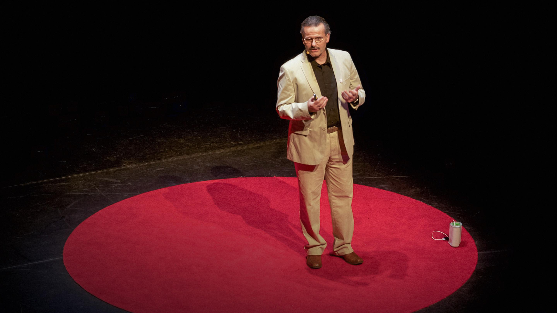 سخنرانی تد : لوسین انگالن : منبع جمعیتی سلامتی شما
