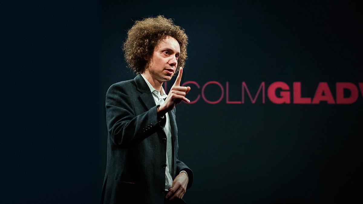 سخنرانی تد : مالکوم گلادول در سس اسپاگتی