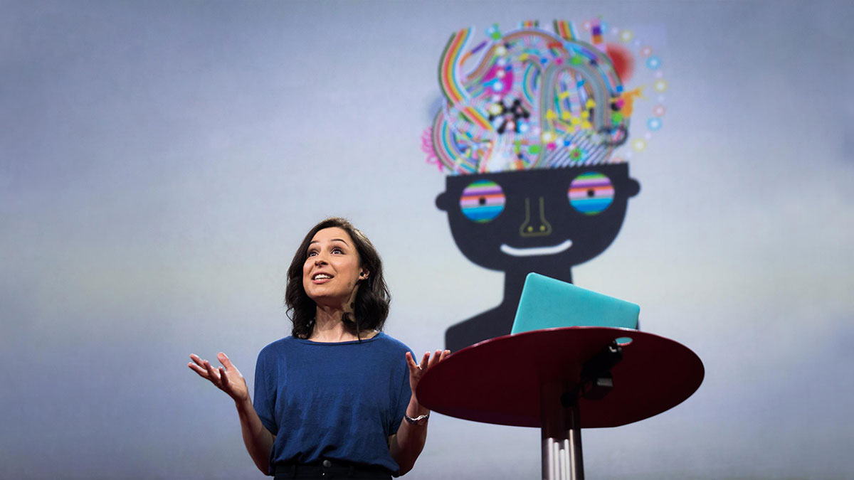 سخنرانی تد : چگونه بیحوصلگی میتواند منجر به درخشانترین ایدههای شما شود.