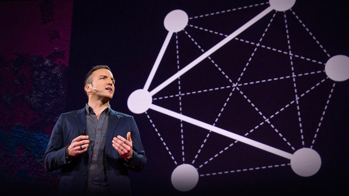 سخنرانی تد : تاریخ بصری دانش بشر