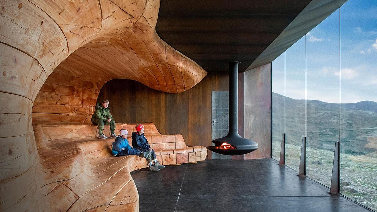 سخنرانی تد : چرا ساختمانهای آینده توسط شما شکل خواهند گرفت