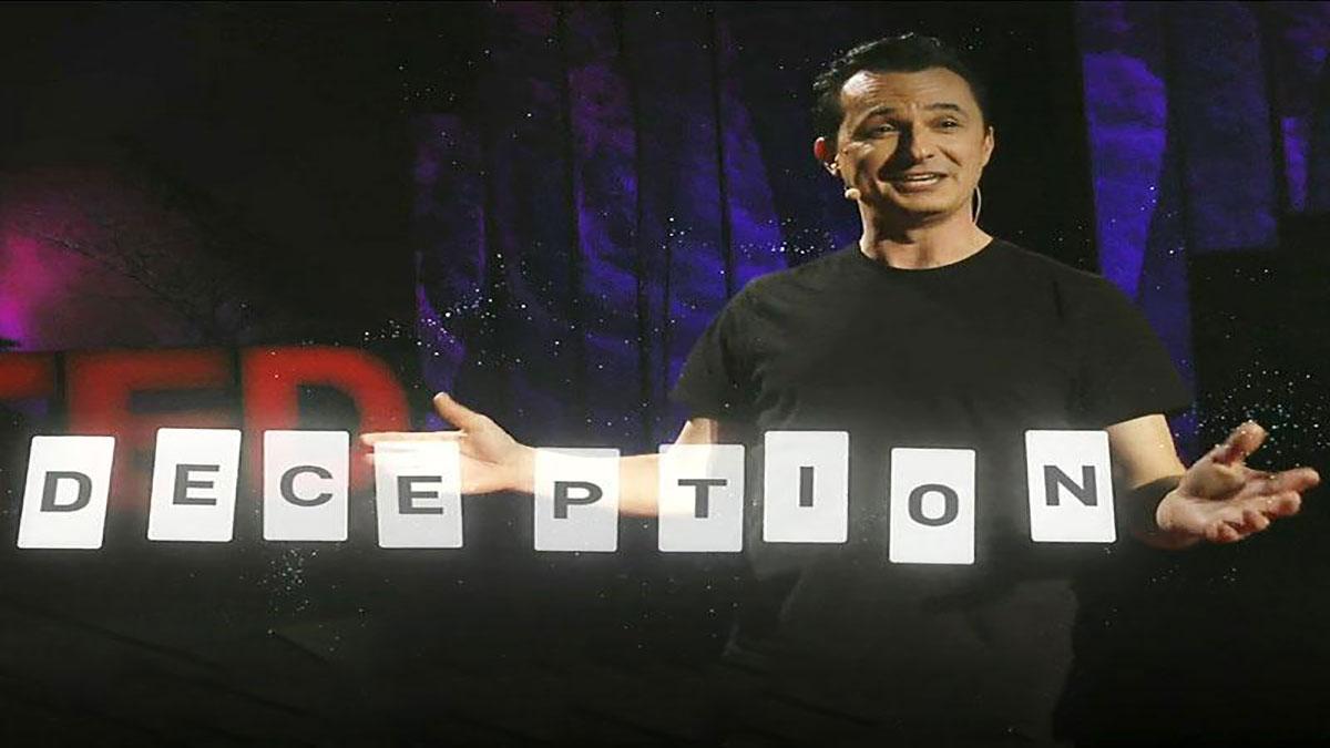سخنرانی تد : مارکو تمپِست: داستانی اسرارآمیز ( با واقعیتی محکم)