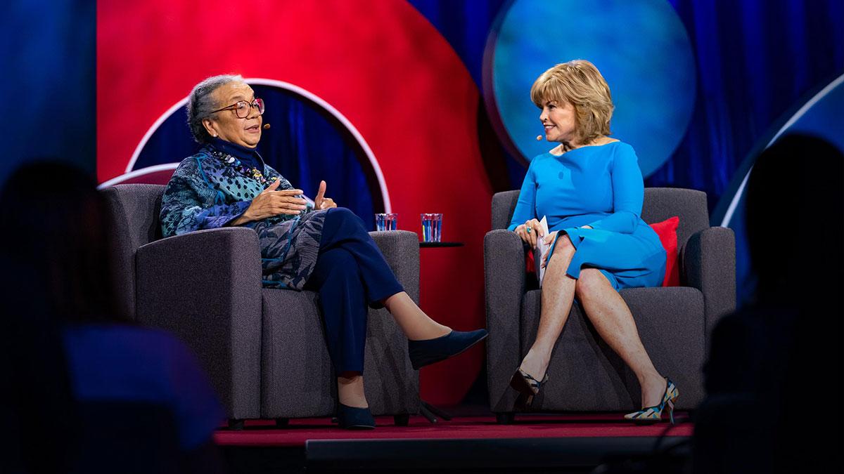سخنرانی تد : بازتابی از عمری مبارزه برای پایان دادن به فقر کودکان