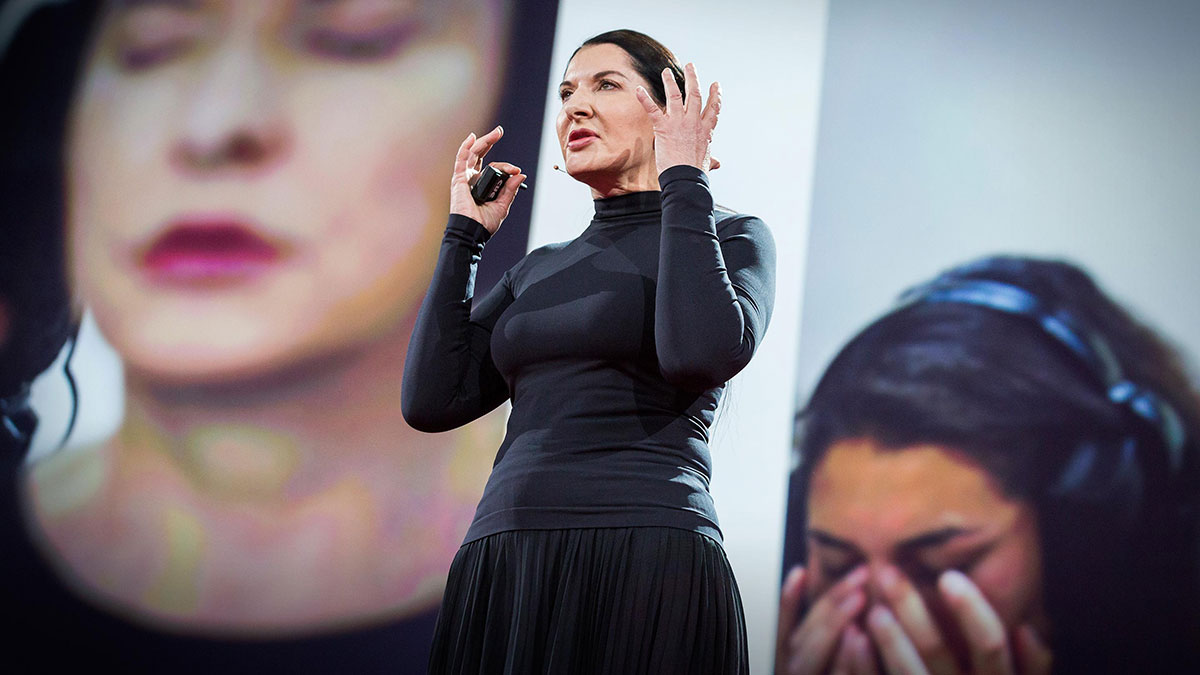 سخنرانی تد : هنری ساخته شده ازاعتماد، آسیب پذیری و ارتباط