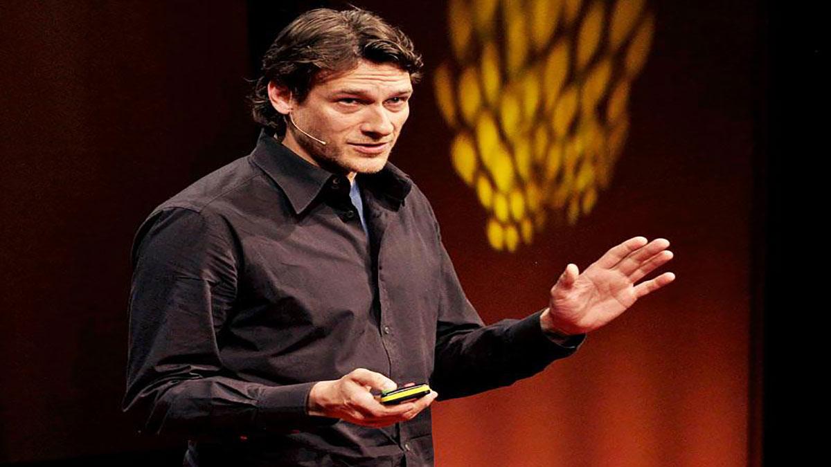 سخنرانی تد : مارتین هنکزک:مرز بین زند و غیر زند