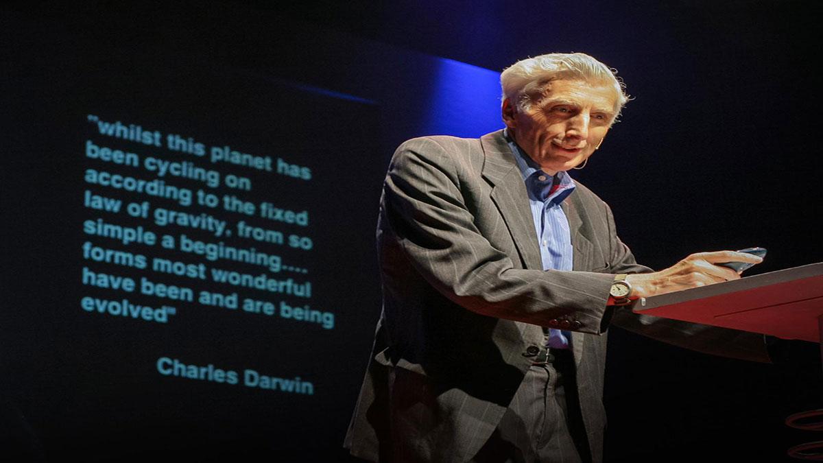 سخنرانی تد : مارتین ریس میپرسه: آیا این آخرین قرن زندگی بشره؟