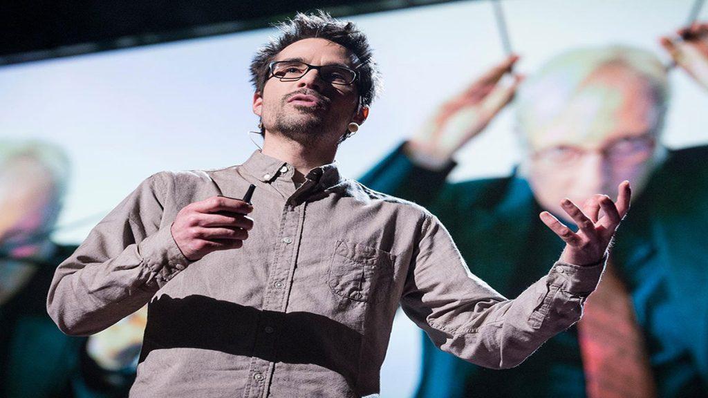 سخنرانی تد : مارتين ويلنوو: چگونه فيلمى غيرممكن را ساختم