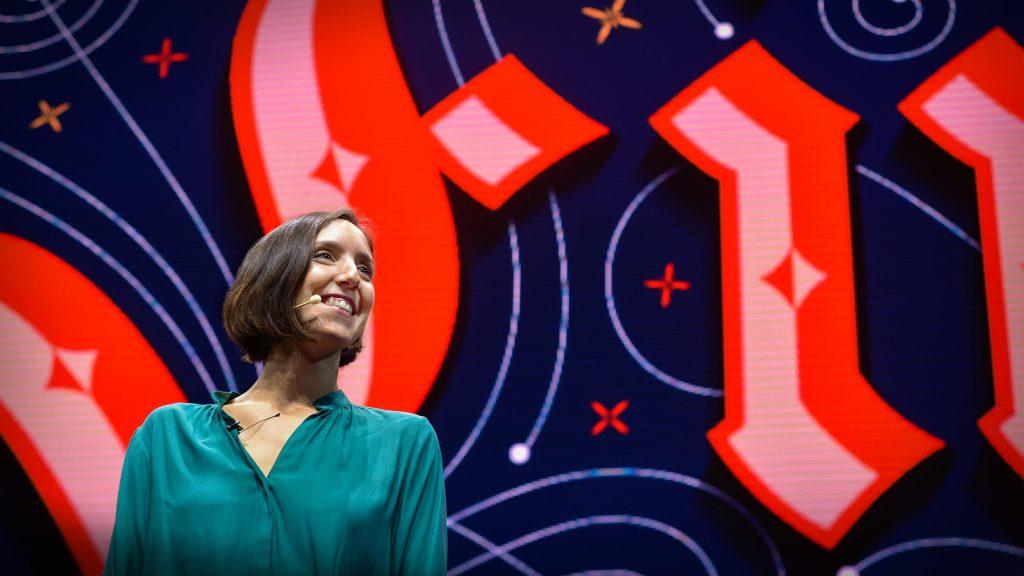 سخنرانی تد : زبان اسرارآمیز طراحی حروف