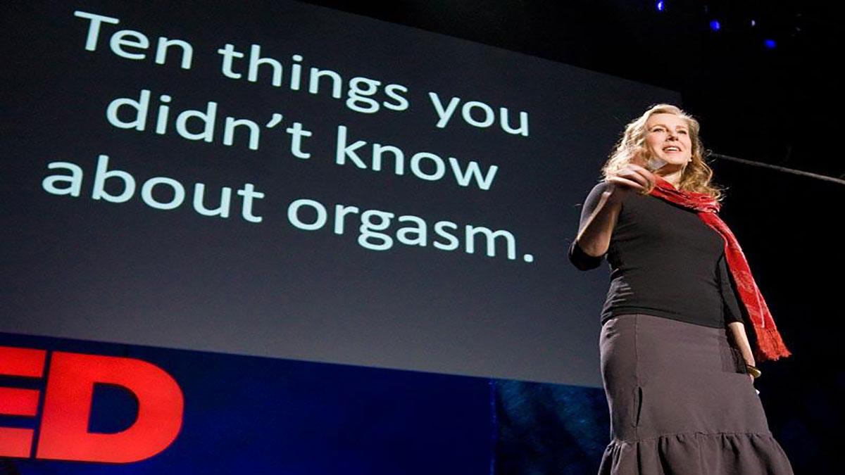 سخنرانی تد : ماری روچ: ۱۰ چیزی که راجع به ارگاسم نمیدونستید