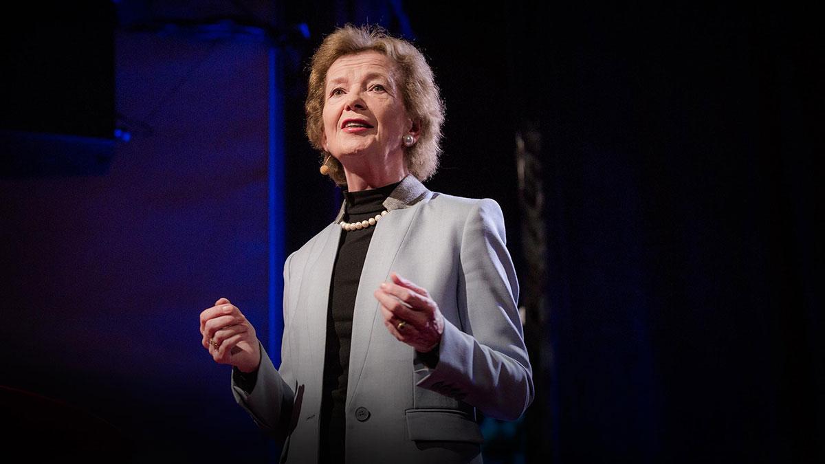 سخنرانی تد : چرا تغییرات آب و هوا خطری است برای حقوق بشر؟