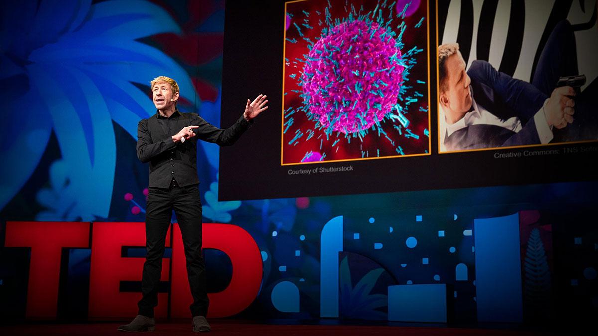 سخنرانی تد : خواب ابر قدرت شماست