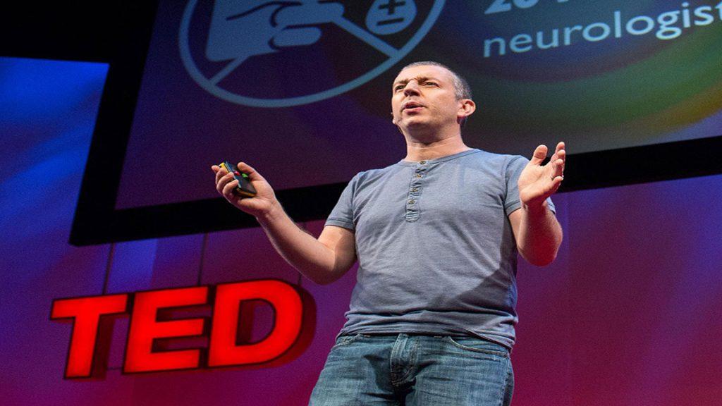 سخنرانی تد : مکس لیتل: آزمایشی برای بیماری پارکینسون با یک تماس تلفنی