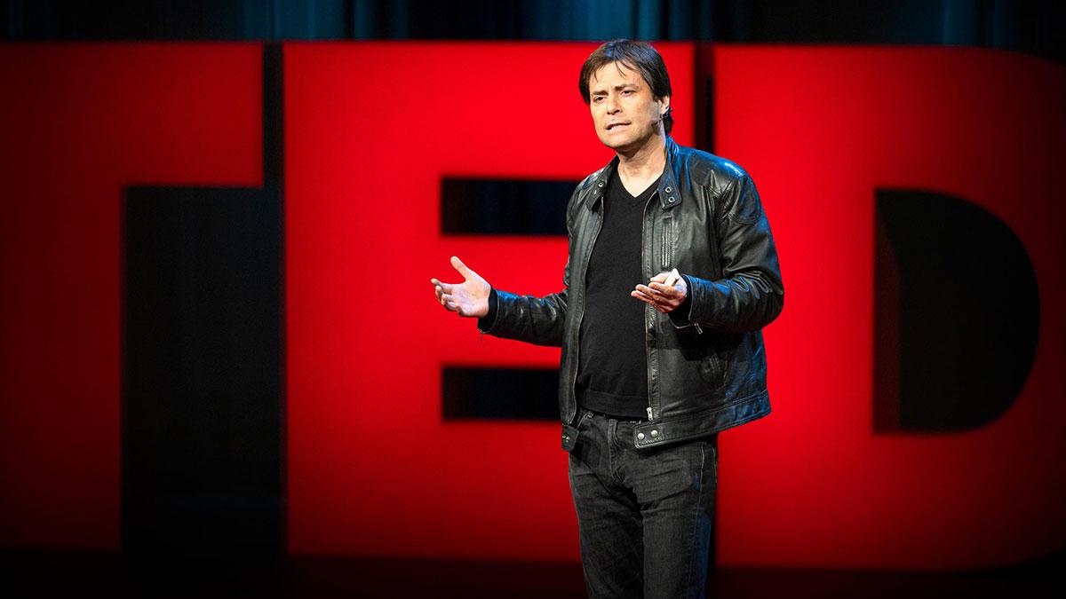 سخنرانی تد : چگونه با هوشمصنوعی قدرتمند شویم و نگذاریم بر ما چیره گردد