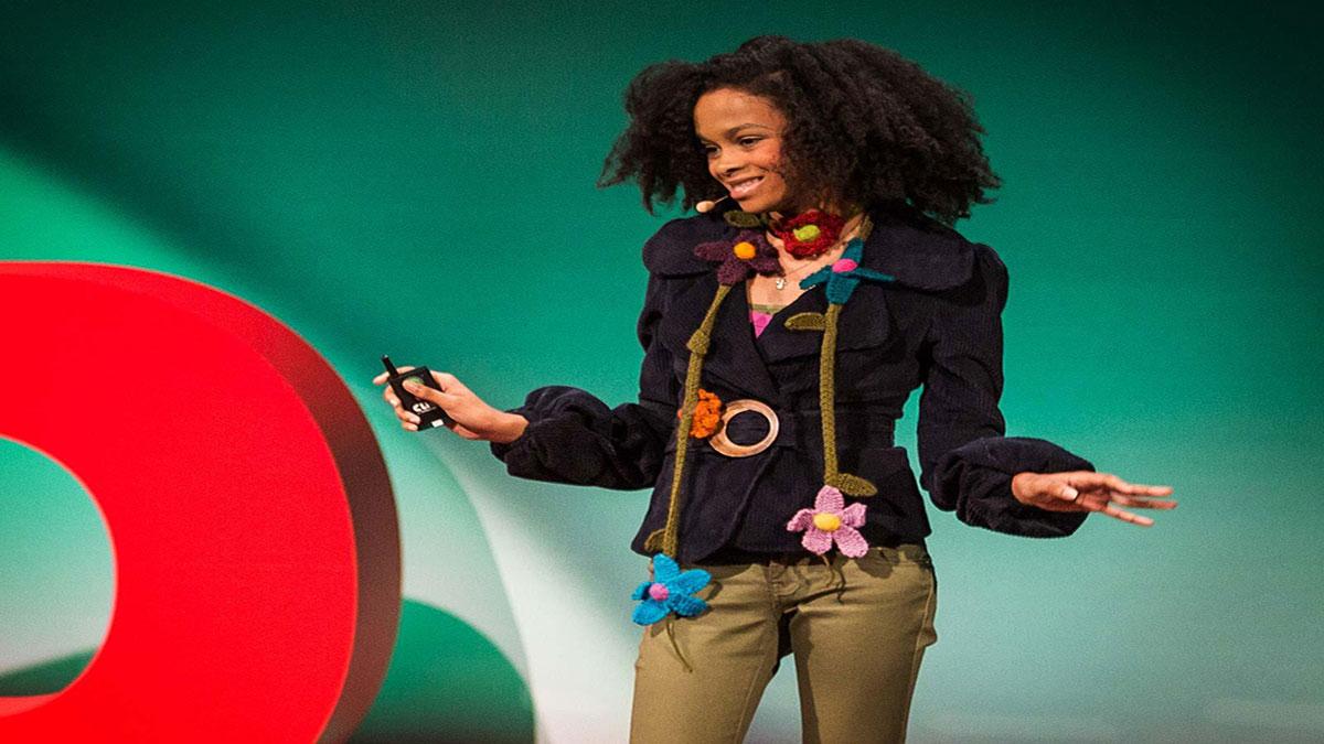 سخنرانی تد : با یک کارآفرین، طراح، کاریکاتوریست و فعال جوان ملاقات کنید…
