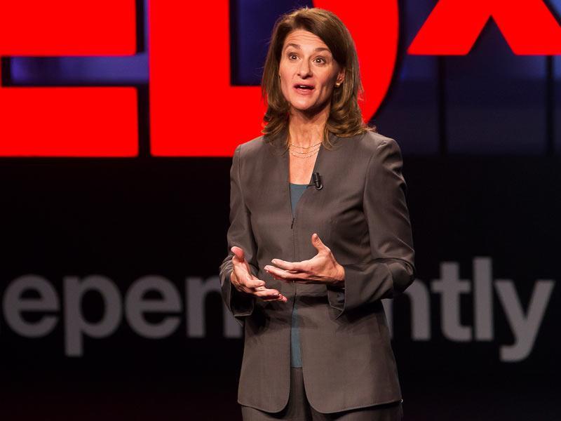 سخنرانی تد : ملیندا گیتس: بیایید کنترل زاد و ولد را به دستور کار برگردانیم
