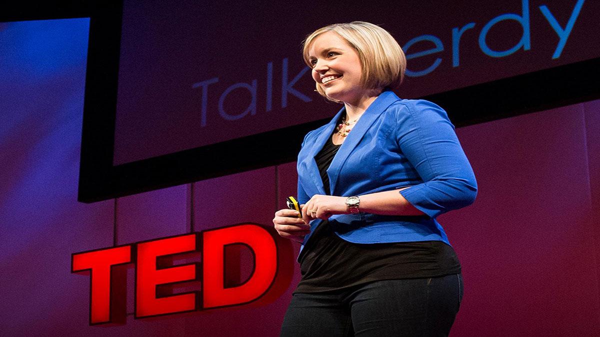 سخنرانی تد : ملیسا مارشال: به زبان فنی و زبان خورههای علم و دانش با من حرف بزن
