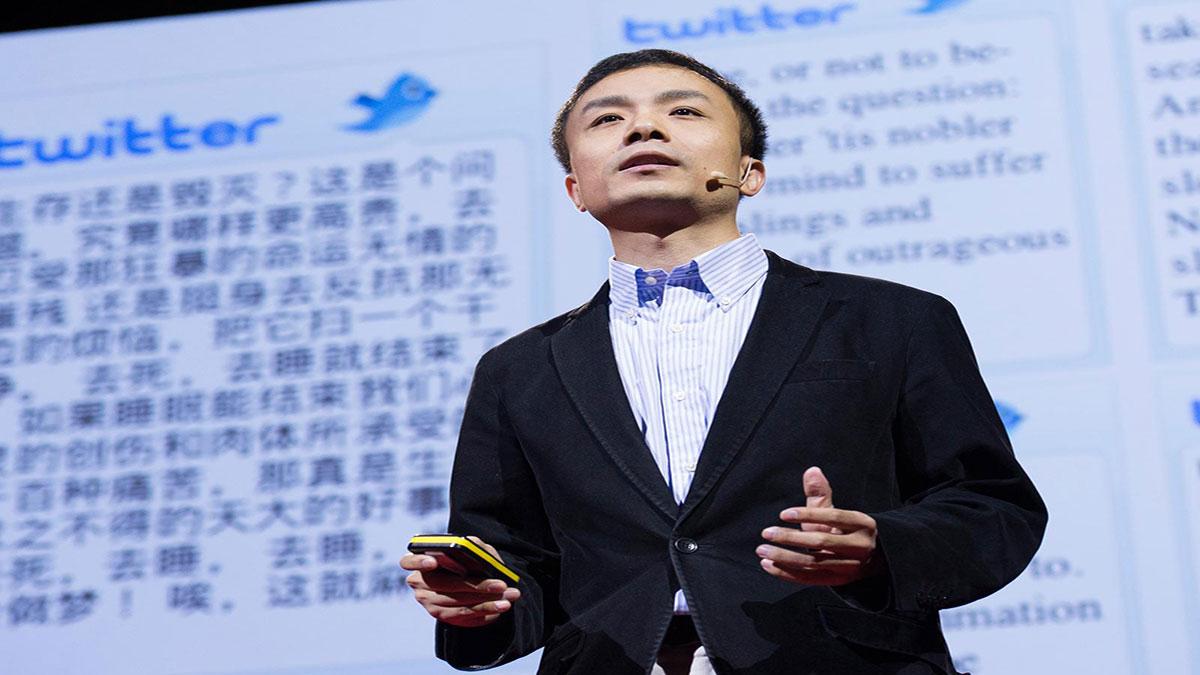 سخنرانی تد : پشت دیوار آتش بزرگ (سانسور اینترنت) چین