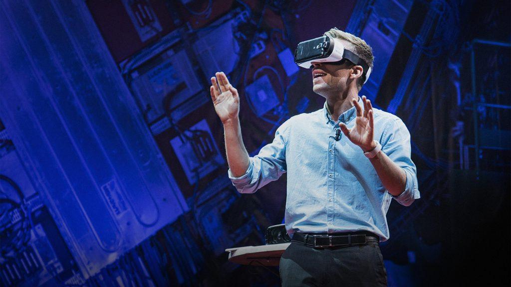 سخنرانی تد : این آزمایشگاه مجازی کلاس علوم را متحول خواهد کرد