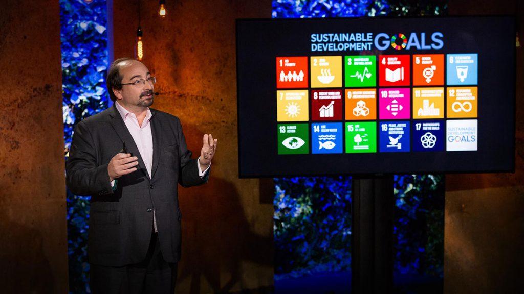 سخنرانی تد : اهداف جهانی که در توسعهشان موفق بودیم — و آنهایی که نبودهایم