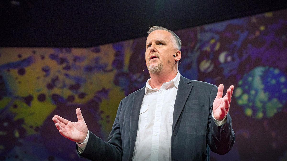 سخنرانی تد : چطور گذشته دیدگاه خودتان را ببینید و حقیقت را پیدا کنید