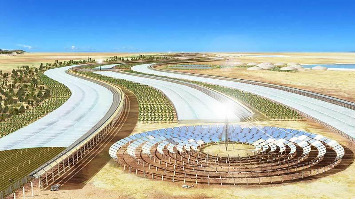 سخنرانی تد : مایکل پاولین: استفاده از نبوغ طبیعت در معماری
