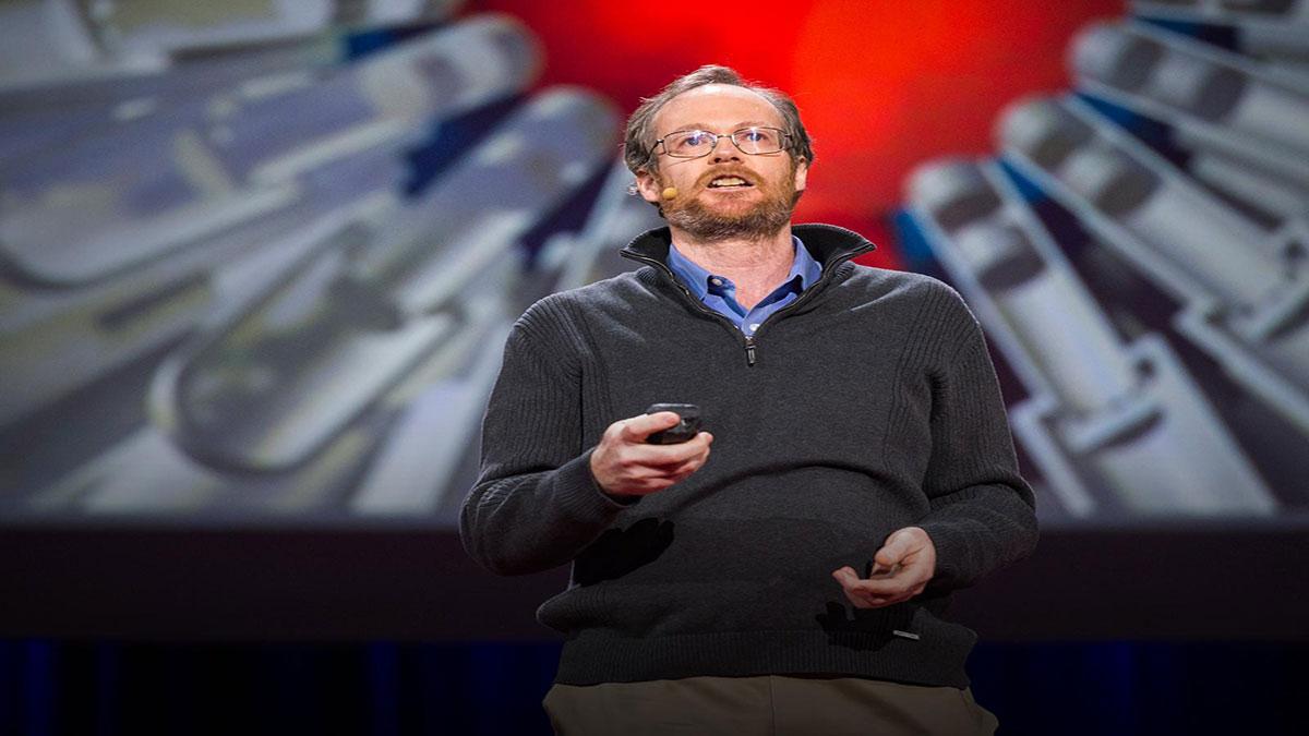 سخنرانی تد : چطور میتوان با ضربات هماهنگ شده چکش گداخت هسته ای تولید کرد