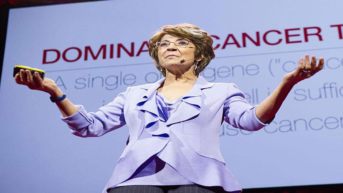 سخنرانی تد : مینا بیسل: آزمایشاتی که منجر به درک جدیدی از سرطان میشوند