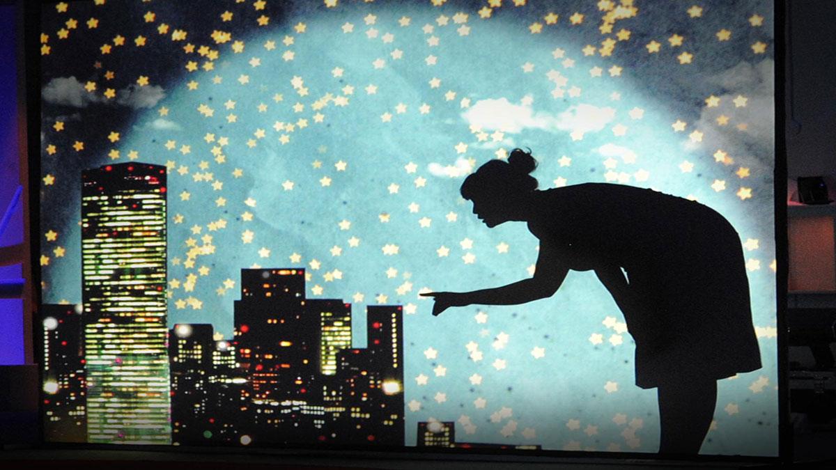 سخنرانی تد : چشم اندازهای با شکوه میوا ماتریک