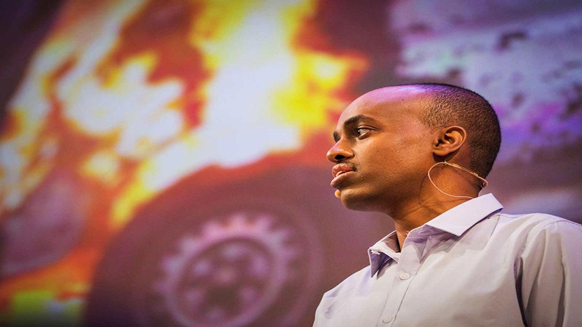 سخنرانی تد : ارتباط بین بیکاری و تروریسم
