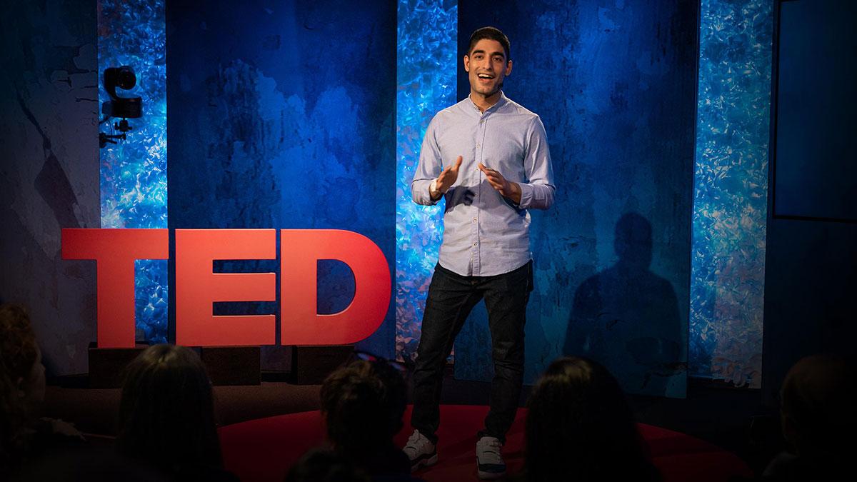 سخنرانی تد : چرا باید از بازار کشاورزان محلیتان خرید کنید