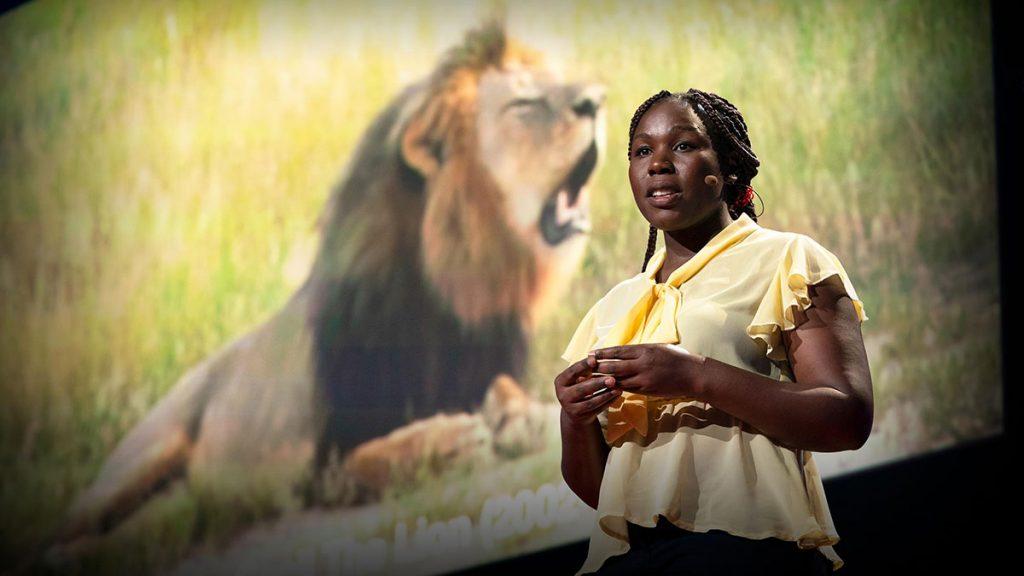 سخنرانی تد : چگونه حفاظت از منابع طبیعی توسط جوامع میتواند حیات وحش را نجات دهد