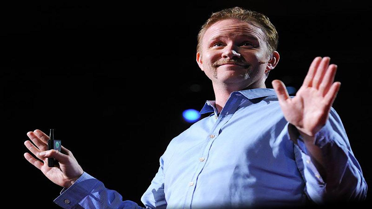 سخنرانی تد : مورگان اسپرلاک: بهترین سخنرانی تد که تا کنون فروخته شده
