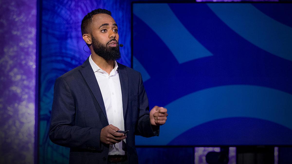 سخنرانی تد : پناهندگان برای شروع زندگی تازه به چه چیزی نیاز دارند؟