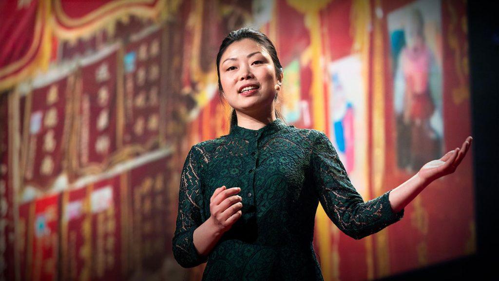 سخنرانی تد : زندگی کردن تحت سیاست تکفرزندی چین چگونه بود