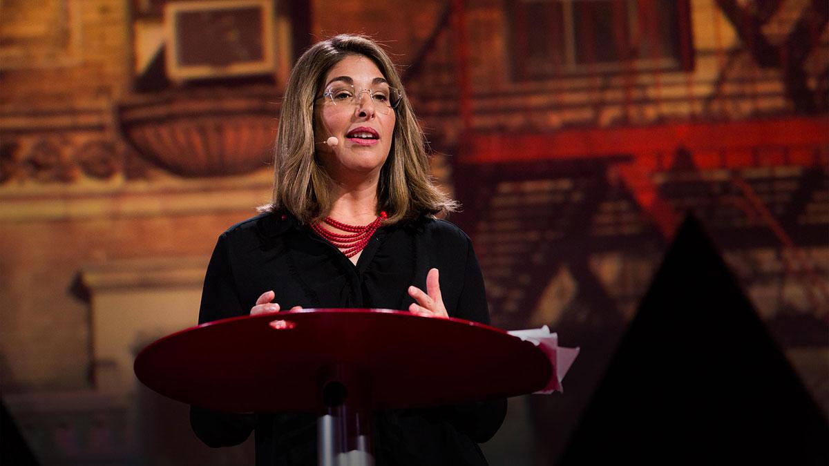 سخنرانی تد : چگونه حوادث تکان دهنده میتوانند باعث تغییر مثبت شوند