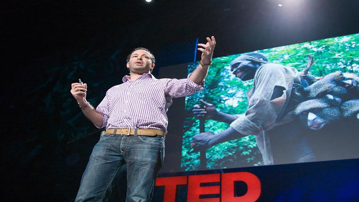 سخنرانی تد : جستجوی جنگلی برای ویروسها