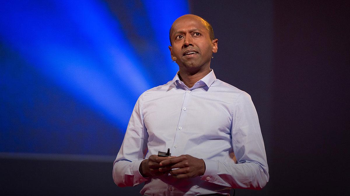 سخنرانی تد : خلق راه حلهایی برای مشکلات در مواجهه با محدودیتهای شدید
