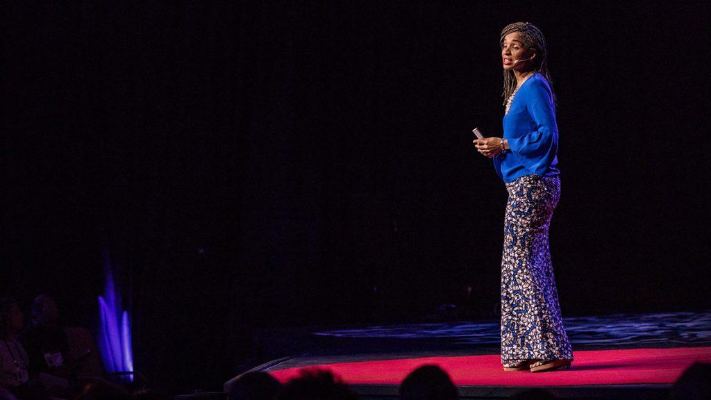 سخنرانی تد : نقش ايمان و عقيده در آفريقای مدرن